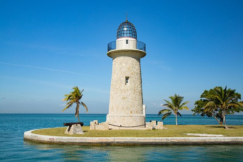 Tips for Visiting Miami with Kids - Biscayne Bay