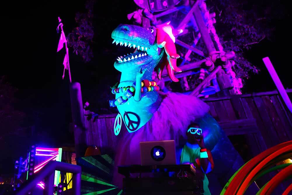 All the Glimmering Details of Disney H2O Glow Nights