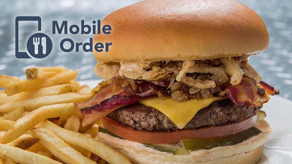 Mobile Ordering Now Available at Disneyland Resort