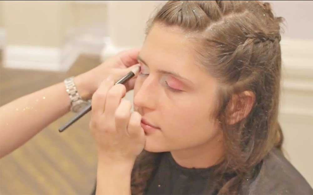 Character Couture Package - Eye Makeup Application