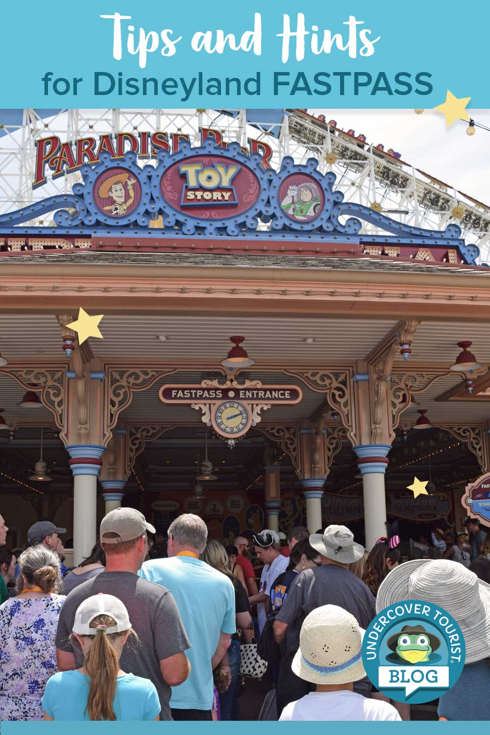 Tips and Hints for Disneyland FASTPASS