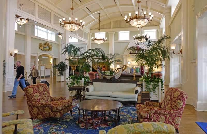 Best Hotels Near Epcot - Disney's Boardwalk Inn