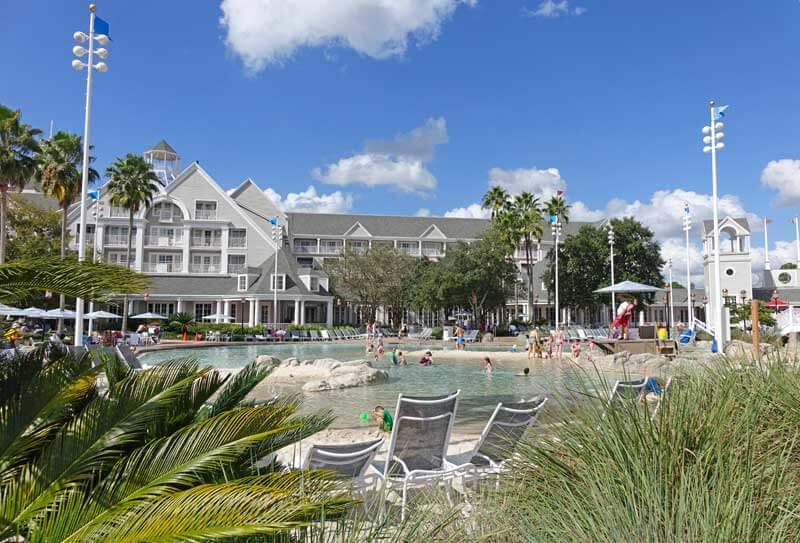 Best Hotels Near Epcot Disney S Beach Club Stormalong Bay