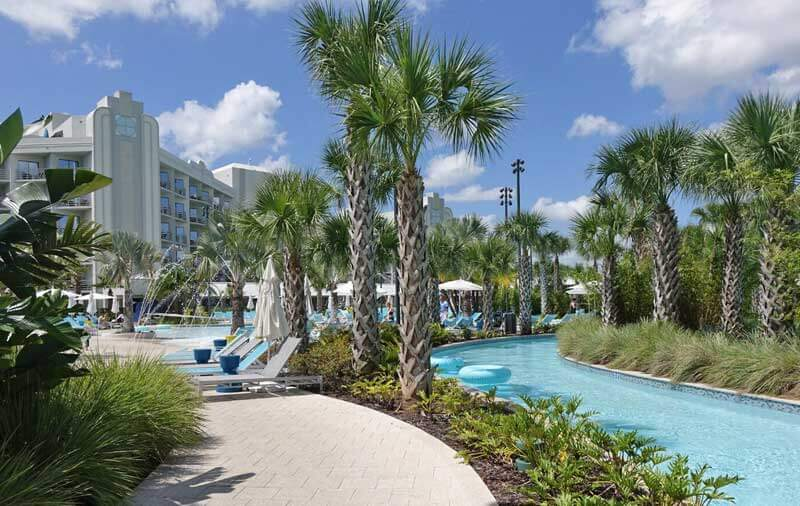 Best Hotels Near Disney Springs - Hilton Orlando Buena Vista Palace