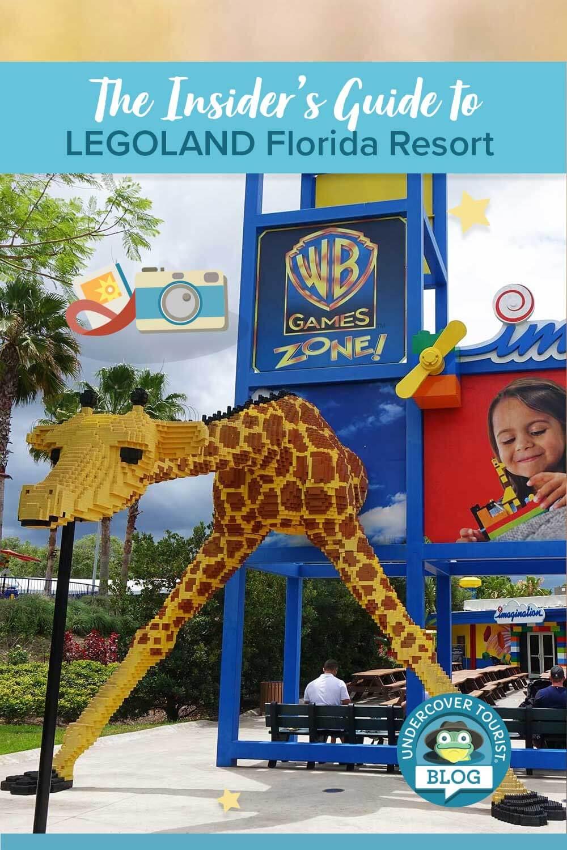 LEGOLAND Florida - Pinterest