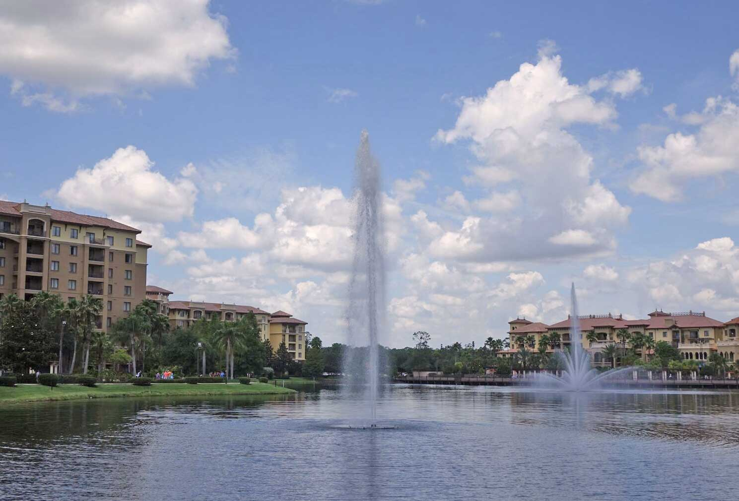Best Hotels near Epcot - Wyndham Grand Orlando Bonnet Creek