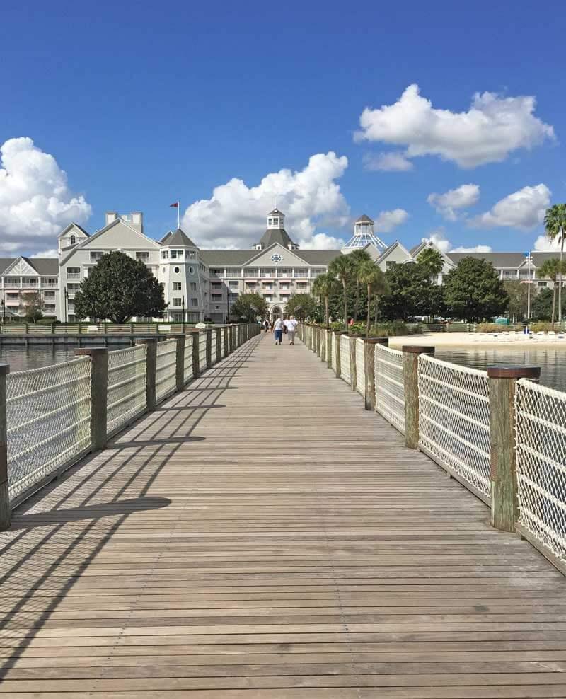 Best Hotels near Epcot - Disney's Yacht Club