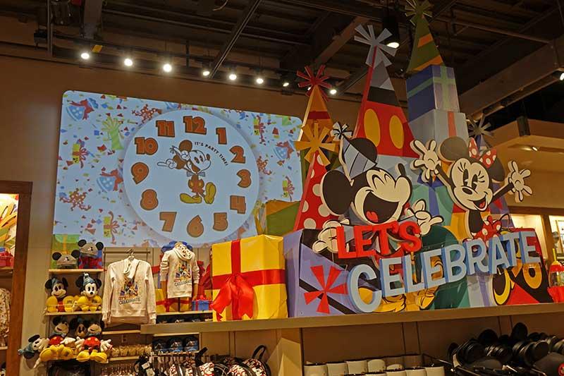 Disney Springs Tips - Mickey Merch
