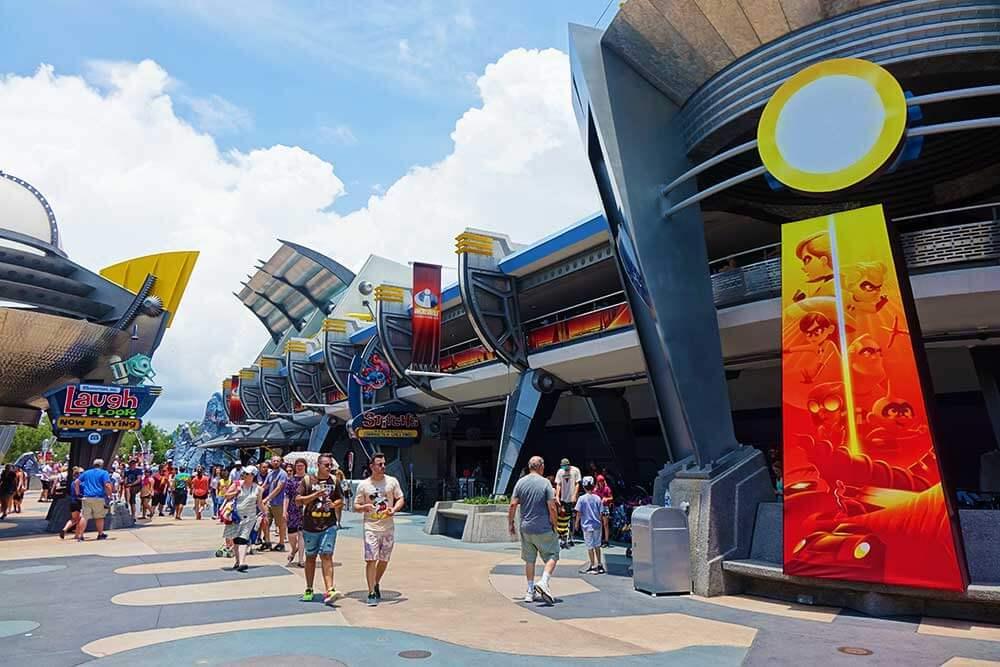 Incredible Summer Disney World - Tomorrowland Expo