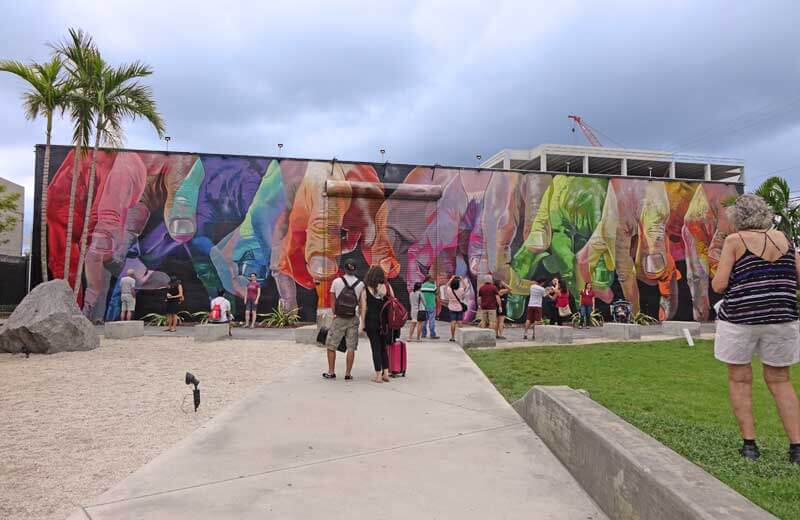 Tips for Visiting Miami with Kids - Wynwood Walls