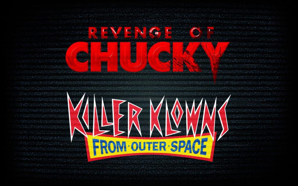 Universal Halloween Horror Nights - Chucky and Killer Clowns