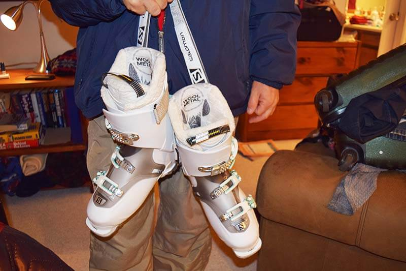 Our Top Tips for Managing Ski Gear on a Trip - Boots
