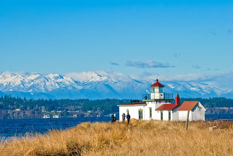 Top Things to Do in Seattle with Kids - Discovery Park