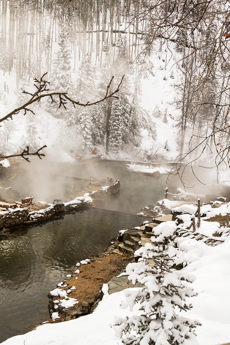 Hot Tips for Visiting Hot Springs at Steamboat Springs - Strawberry Park Hot Springs
