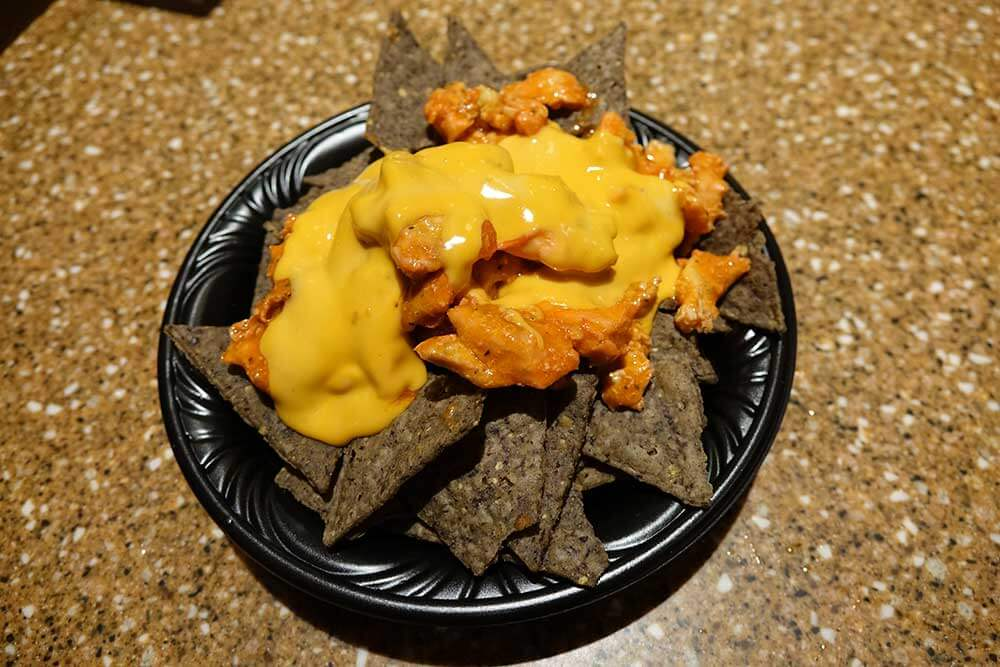 Mickey's Not So Scary Halloween Party 2018 - Hades Nachos