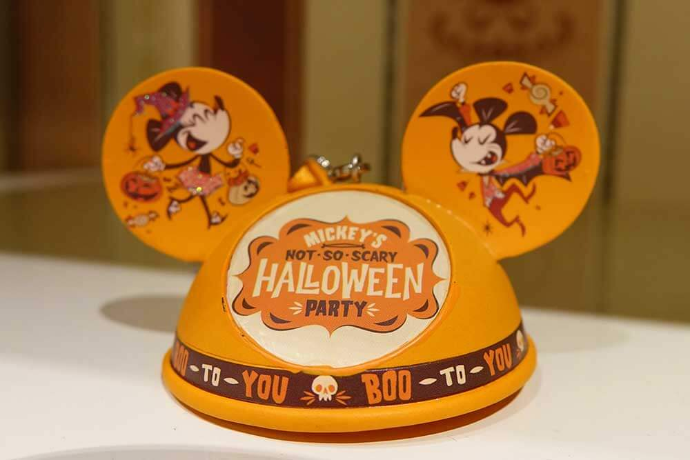 Mickey's Not So Scary Halloween Party 2018 - Ornament