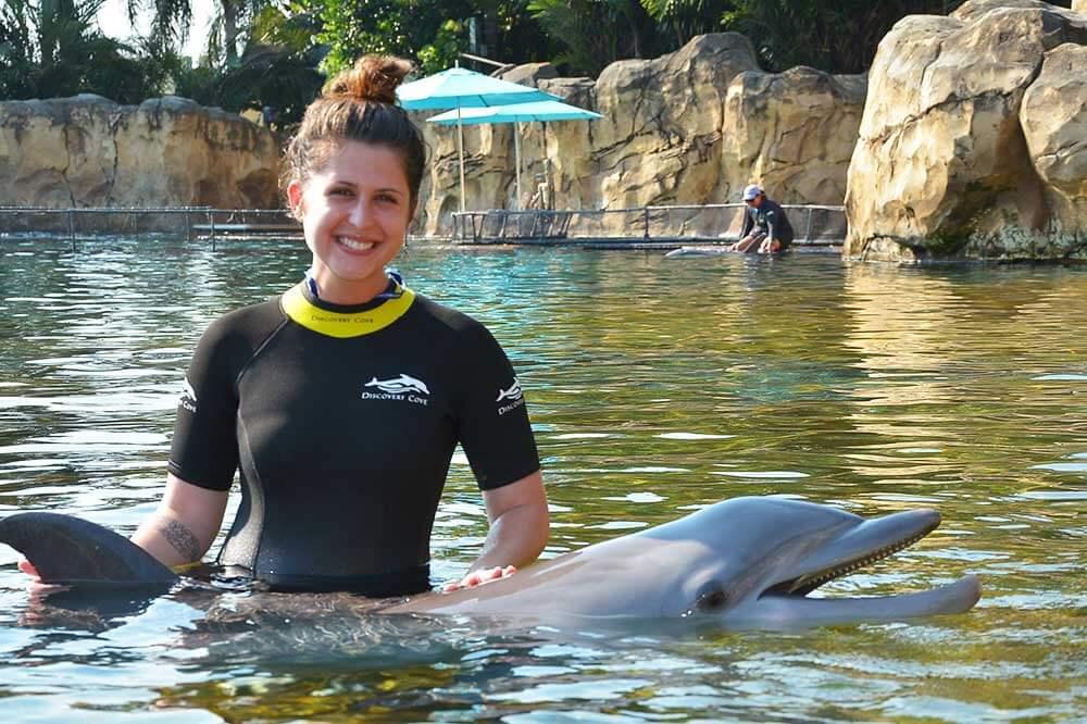 Tad's Rad Discovery Cove Dolphin Swim Experience & FAQ