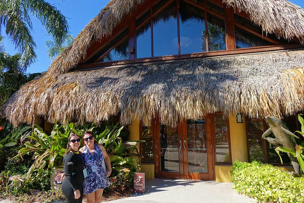 Discovery Cove Orlando - Friends