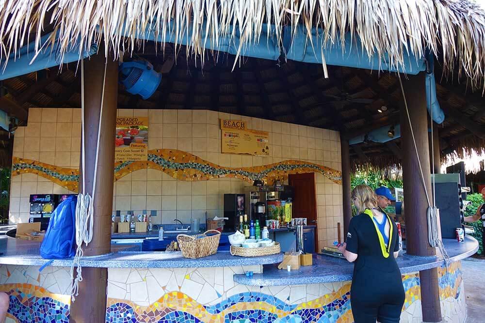 Discovery Cove Orlando - Snacks