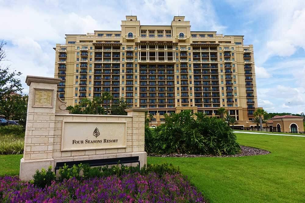 Hotels Near Magic Kingdom - Four Seasons