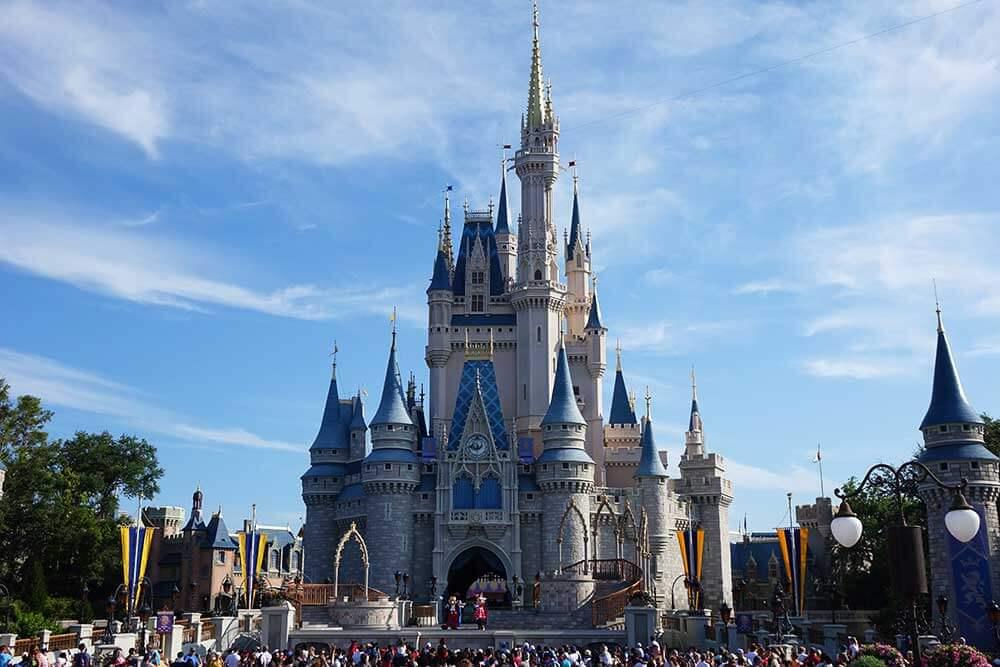 Magic Kingdom Hidden Gems - Castle