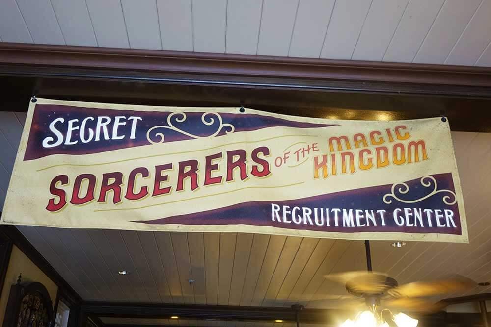 Magic Kingdom Hidden Gems - Sorcerers of the Magic Kingdom