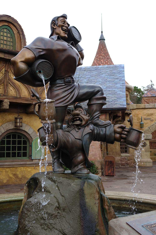 Magic Kingdom Quick Service Restaurants - Gaston's Tavern