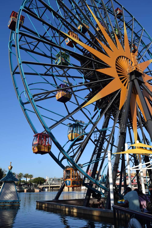 Pixar Pal a Round - Disneyland Pixar Fest