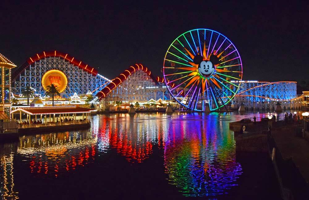 Pixar Pier - Disneyland Pixar Fest - - What Opened at Disneyland and Universal in 2018