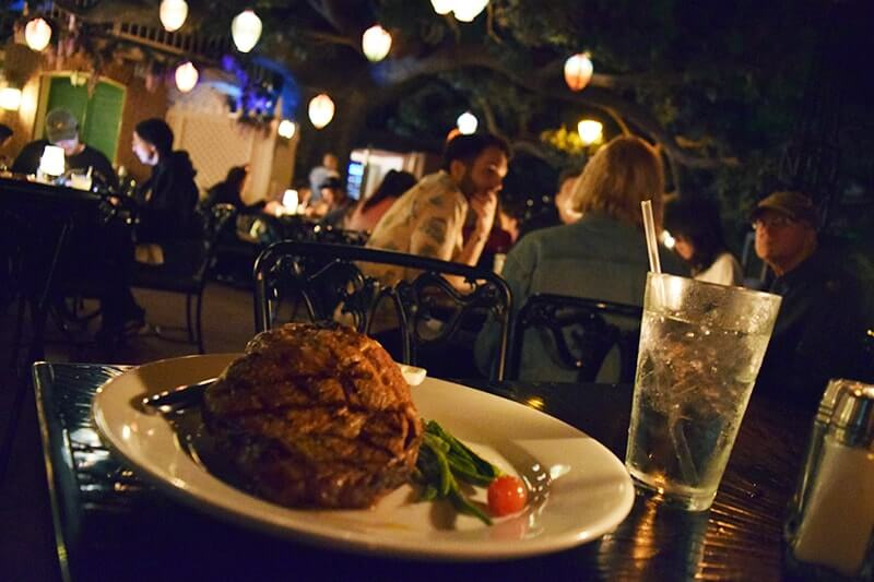 Best Disneyland Table Service Restaurants Blue Bayou