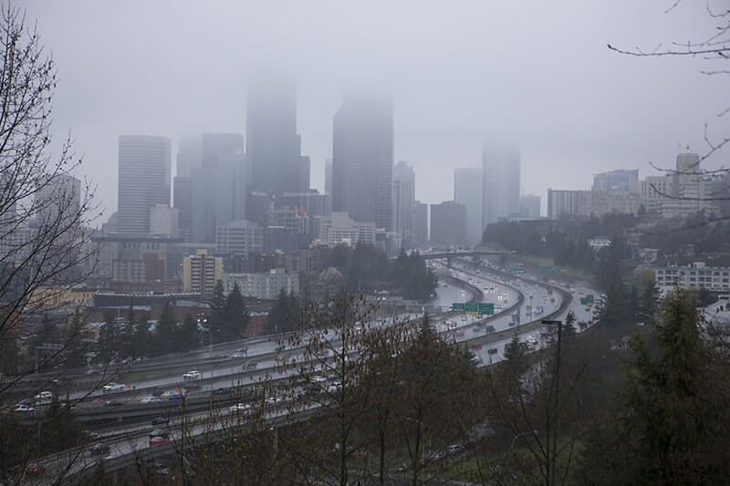 Tips for Visiting Seattle with Kids - Rainy Seattle