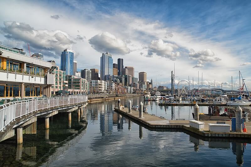 Tips for Visiting Seattle with Kids - Seattle Skyline