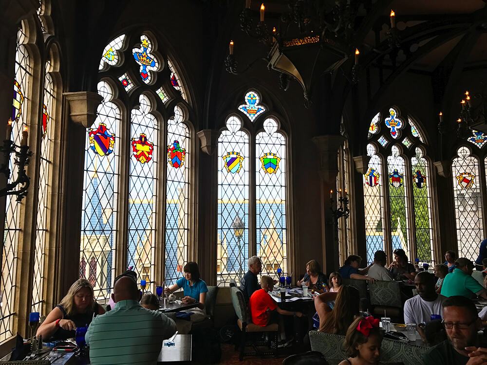 Disney World Dining Reservations - Cinderella's Royal Table