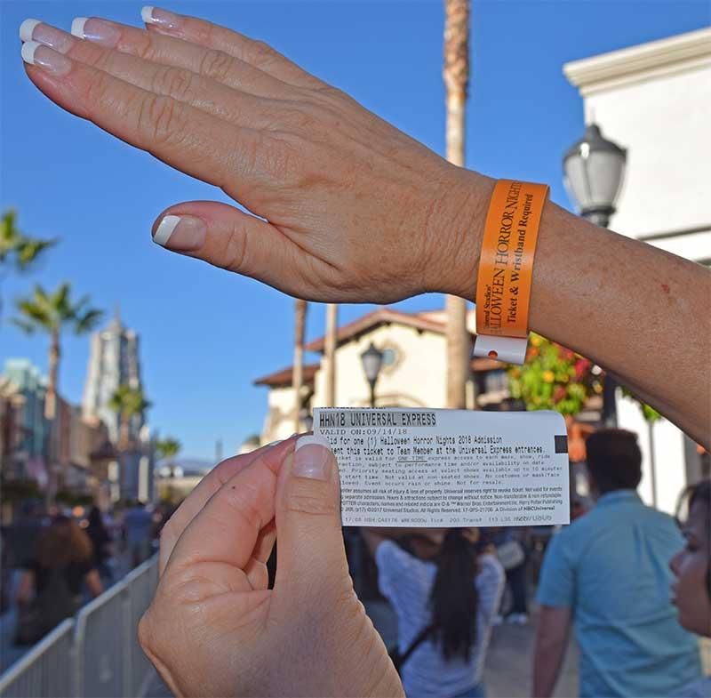 Universal Studios Hollywood-Universal Express Pass