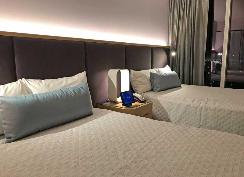 Universal's Aventura Hotel Room - Universal Orlando Hotels
