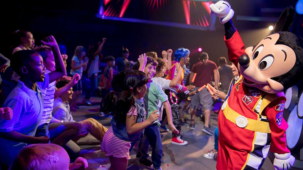 Roundup - Disney Junior Dance Party
