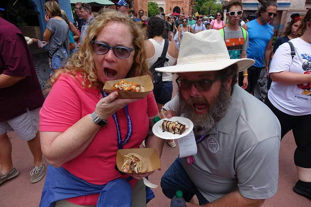 Epcot Food and Wine Festival 2019 - Fun Friends