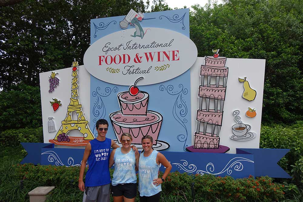 Epcot Food and Wine Festival 2019 - Photo-Op