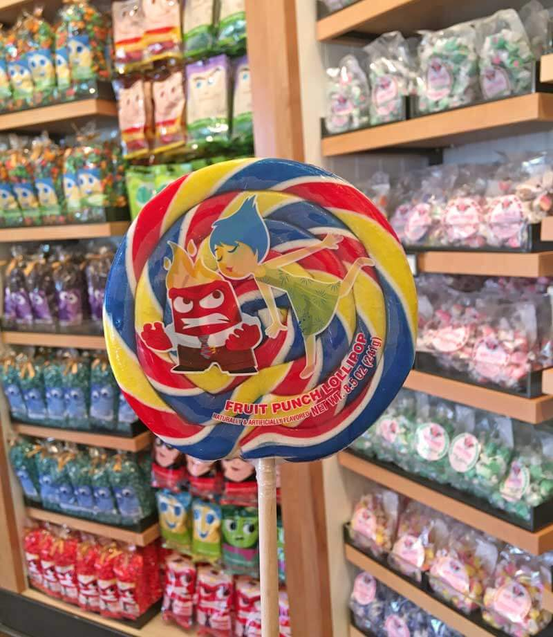 Bing Bong's Sweet Stuff - What Opened at Disneyland and Universal in 2018