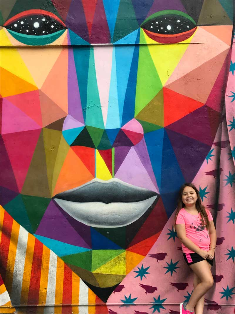 Things to Do in Miami with Kids - Wynwood Walls