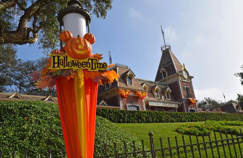 Disneyland Halloween Time 2018