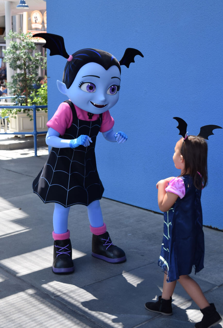 Disneyland Halloween Time 2018 - Vampirina at Disney California Adventure - What Opened at Disneyland and Universal in 2018