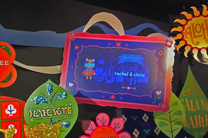 FastPass+ FAQs - its a small world Ride Interaction