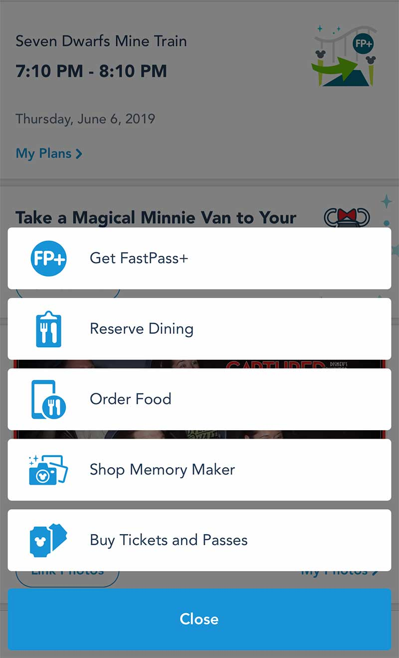 FastPass+ FAQs - How to Book FastPass+