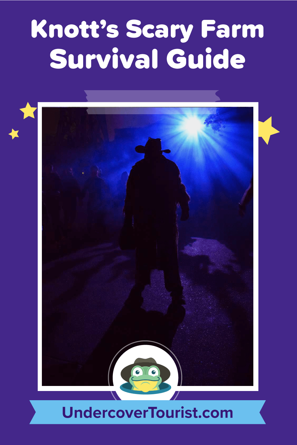 Knott's Scary Farm Survival Guide 2019 - Pinterest