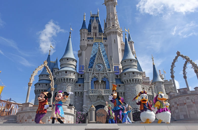 Cinderella Castle - Disney World Date-Specific Ticket Pricing