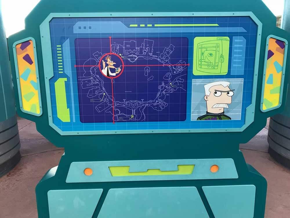 Epcot Hidden Gems - Agent P's