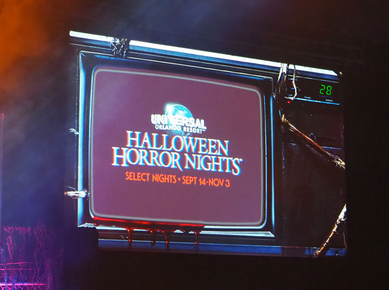 Halloween Horror Nights Orlando 2019
