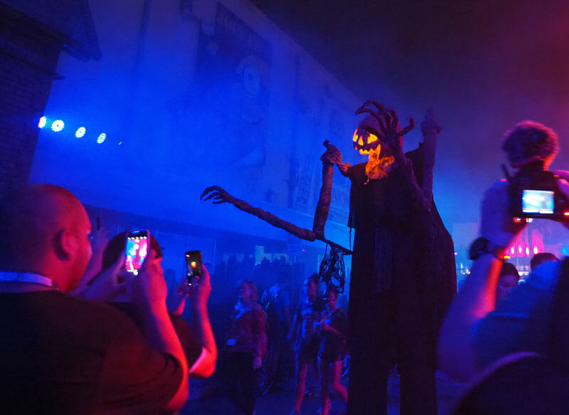 Halloween Horror Nights Orlando - The Harvest