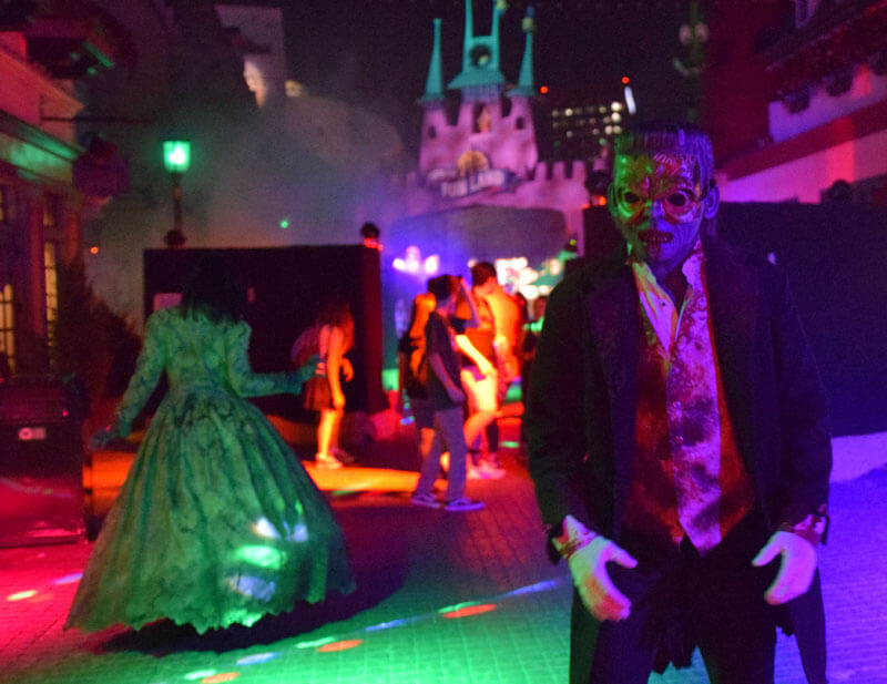 Halloween Horror Nights Hollywood 2019 - Monster Masquerade